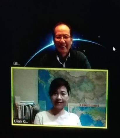 台北─美國視訊連線 專訪Diabetes Daily Post 創辦人兼總編輯Charles H Liu